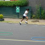 Roe Lee School Playground Markings & Sports Premium