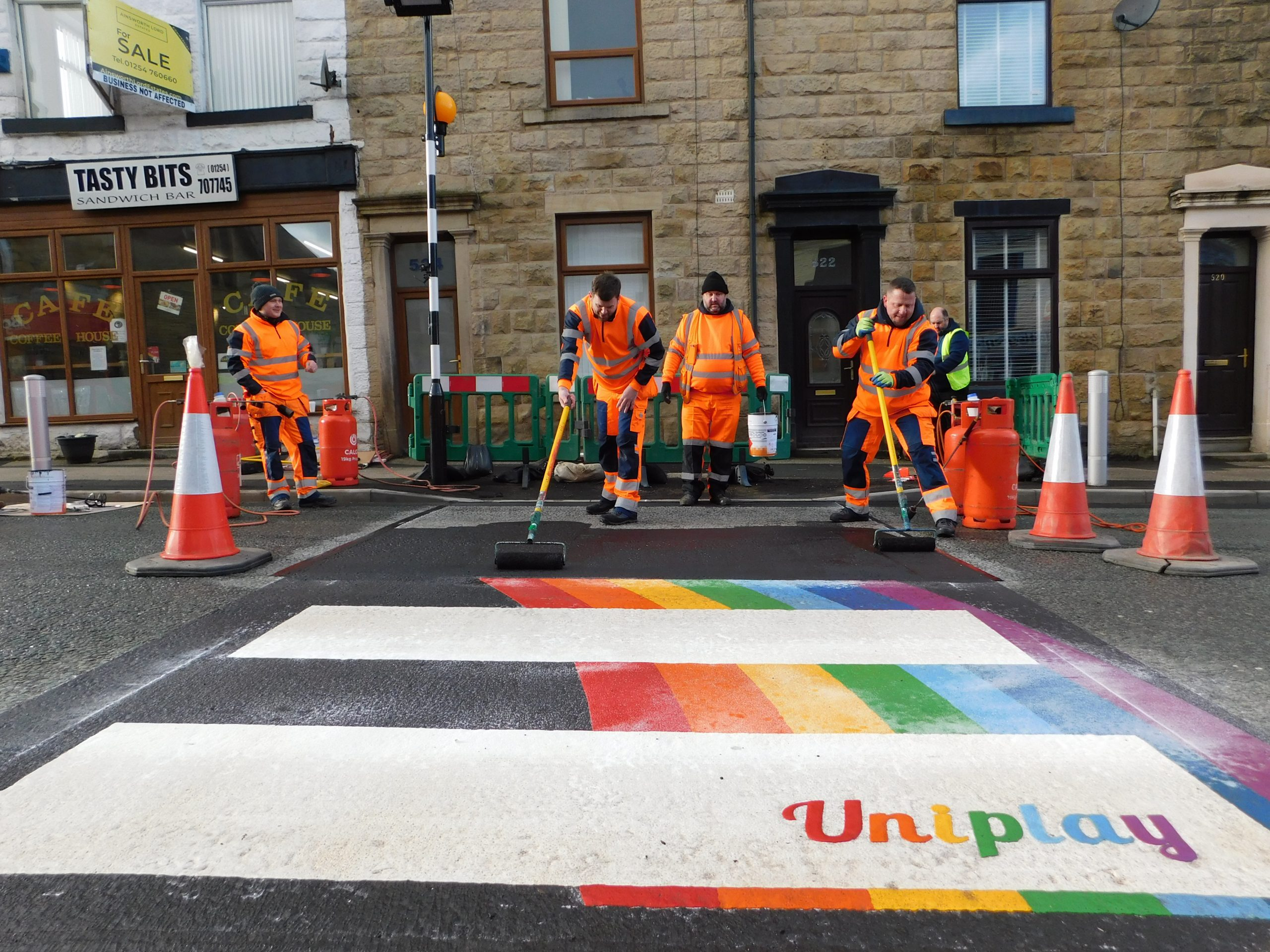 How To Find A Road Marking Contractor in The UK